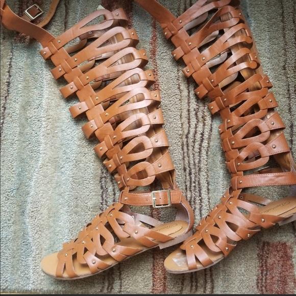 Wide Calf Gladiator Sandals | Poshmark